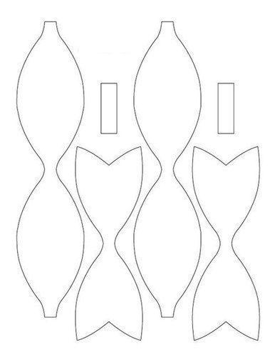 プチギフトや席札に飾りたい♡とっても簡単なのに超絶キュートな〔ペーパーリボン〕の作り方*にて紹介している画像