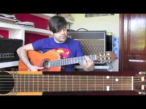GUITARRA ACORDES BASICOS APRENDE A TOCAR LA GUITARRA SOL DO RE LAm MANERA FACIL LECCIONES GUITARRA - YouTube