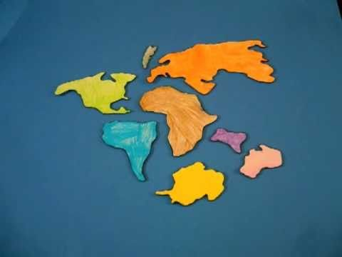 Pangea Animation - 3rd Grade School Project