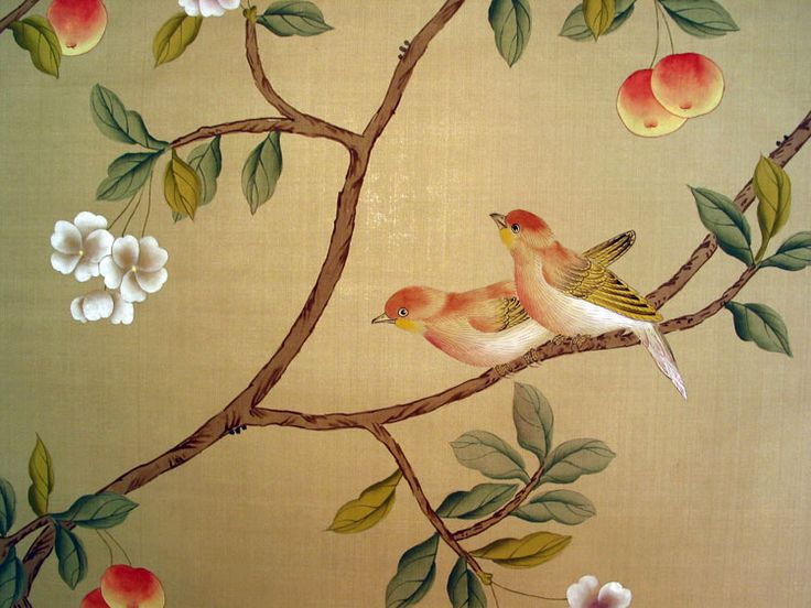 Chinoiserie Papers » Shen de Tang | Griffin & Wong