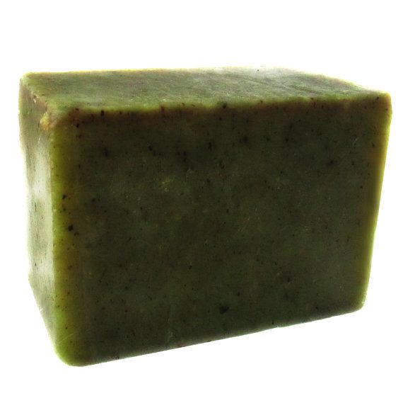 Jewelweed Soap Bar  For Poison Ivy Relief  by ManitoulinBotanicals