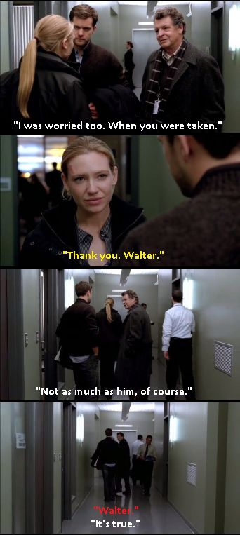"""Walter knows, """"Not as worried as him."""" Bound 1x11"""