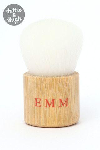 English Mineral Makeup Company Kabuki Brush
