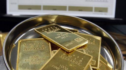 Oro sube fuerte por retroceso de acciones y dólar tras anuncio de ataques aéreos de EE.UU. #Gestion
