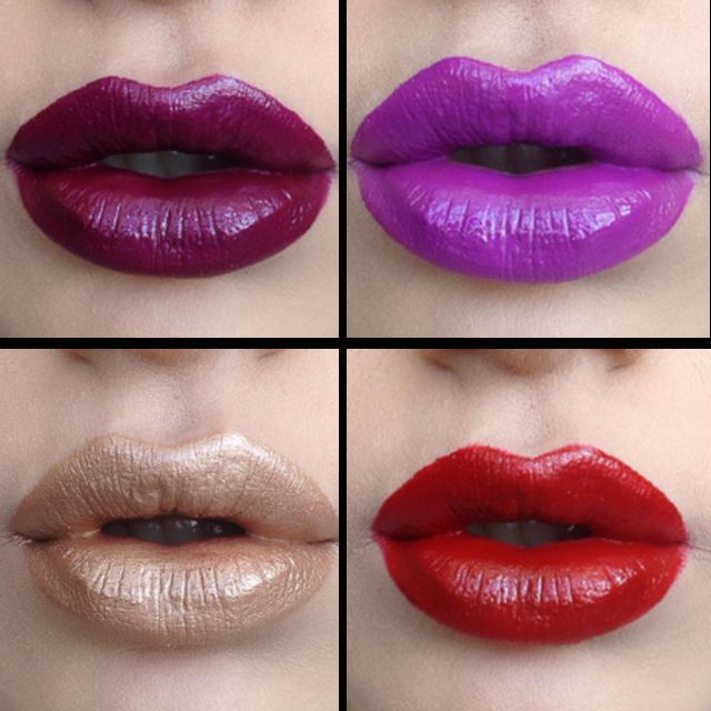 Batalash review and swatches of our Winter Liquid Lipstick ...