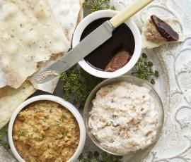 Recipe Smoked Salmon Mousse by Thermomix in Australia - Recipe of category Sauces, dips & spreads