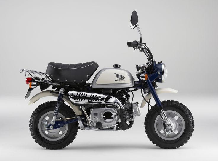 Honda Z50 Monkey '2009–pr.