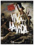 Hal Leonard - Coldplay: Viva La Vida Sheet Music - Black/Brown/Blue/Red