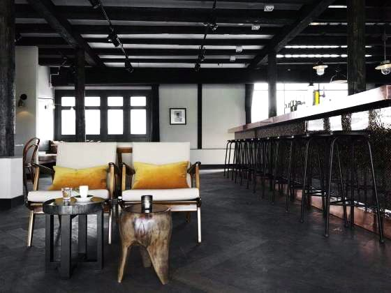 Restaurant Den Burgh, Hoofddorp, The Netherlands.
