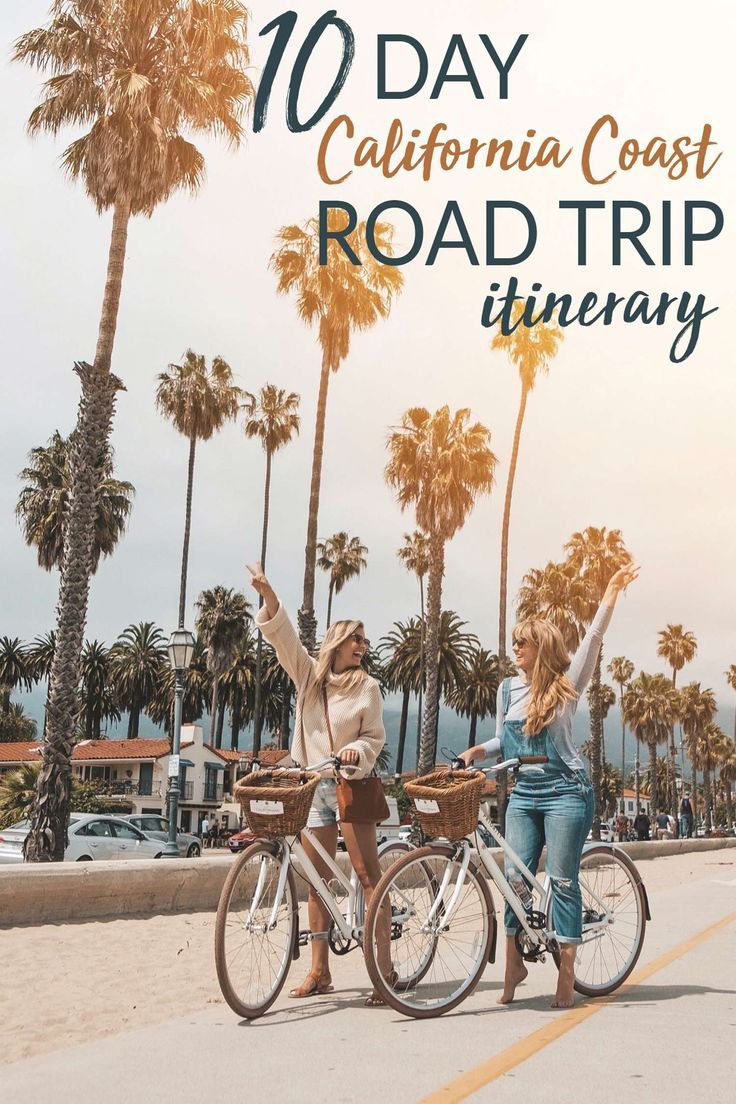 10 Day California Coast Road Trip Itinerary The Blonde Abroad California Coast Road Trip California Travel Road Trips American Road Trip