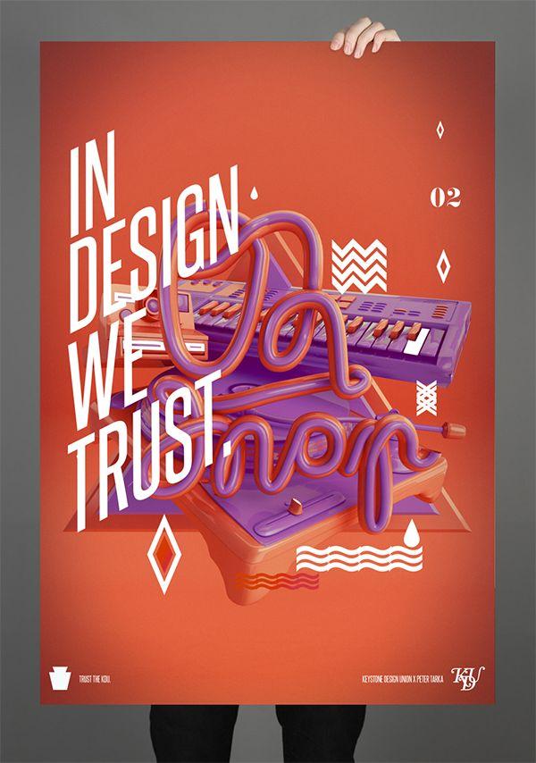 In design we trust 02. on the Behance Network: Design Inspiration, Daily Inspiration, Digital Art, Graphics Design, Types Design, Peter Pinto, Behance Network, Art Serving, Trust 02