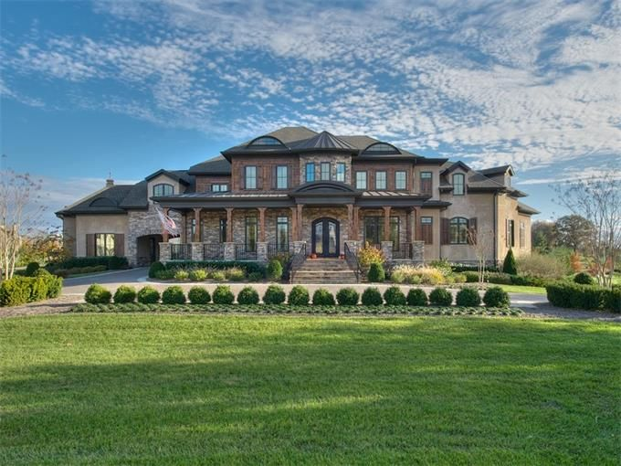 Craftsman mansion brentwood tn the lipman group for Craftsman luxury homes