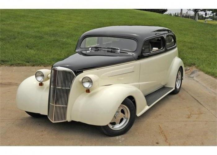 Street Rods   1937 Chevrolet Street Rod for Sale in Lenexa, Kansas Classified ...