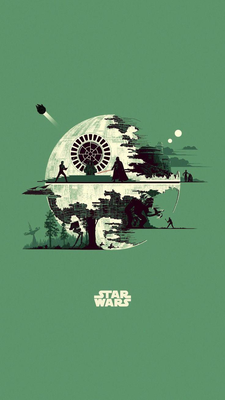 Star Wars Minimalist Star Wars Wallpaper Star Wars Background Star Wars Wallpaper Iphone