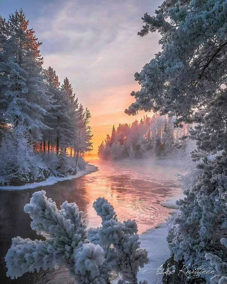 Winter vibes!     Credit:  Asko Kuittinen  Location: Lieksanjoki, Finland    Want to get featured? Follow us and tag #visitingfinland to your shots! Your capture might be the next one featuring our page!     Turn on post notifications to see new pictures as soon as possible!     #AskoKuittinen #Suomi #Finland #Finnish #IgersFinland #Suomi100 #Suomi100Vuotta #Suomi #VisitFinland #Wanderer #Wanderers #Wanderlusts #Wanderluster #Wanderlustering
