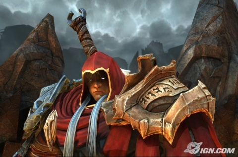 War from the Darksiders video game