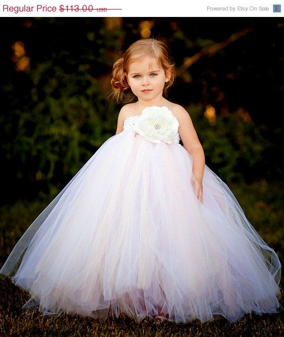20 OFF SALE Vintage Daydream Flower Girl by TheLittlePeaBoutique, $82.00
