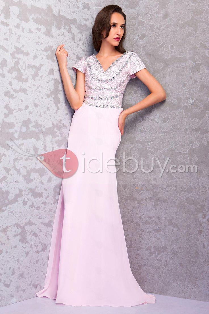 Mejores 56 imágenes de Vestido de Noche en Pinterest | Vestidos de ...