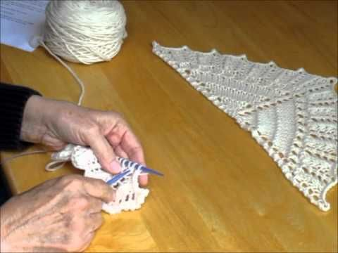 Evelyn Clark Knits - Centered Picot Cast-Off