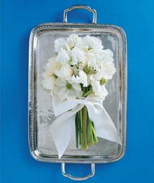 Pewter Tray as Guest Book    Create a one-of-a-kind wedding/party keepsake by renting an engraving pen from a hardware store and asking guests to sign their names on the platter.