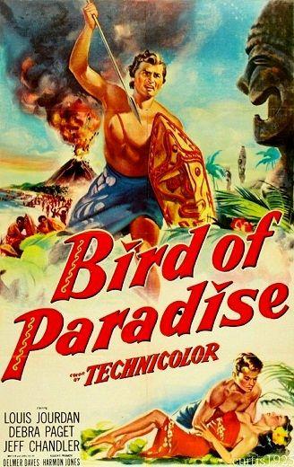 Ave del paraíso (1951)