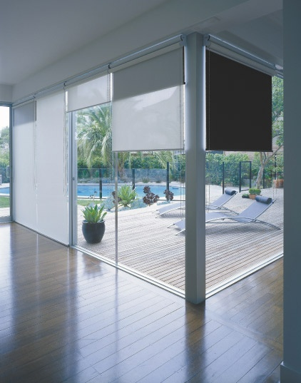 Designed Blinds Australia Logic Dual Roller Blinds