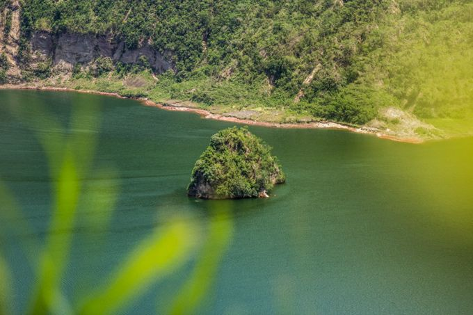 HIKING TAAL VOLCANO: THE WORLD'S LARGEST ISLAND WITHIN A LAKE ON AN ISLAND WITHIN A LAKE