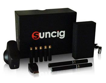 Electronic Cigarette Starter Kits