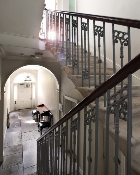 Georgian Staircase, London: