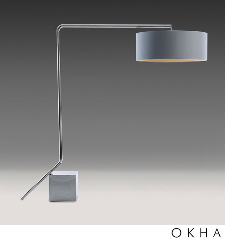 Lean On Me Standing Lamp
