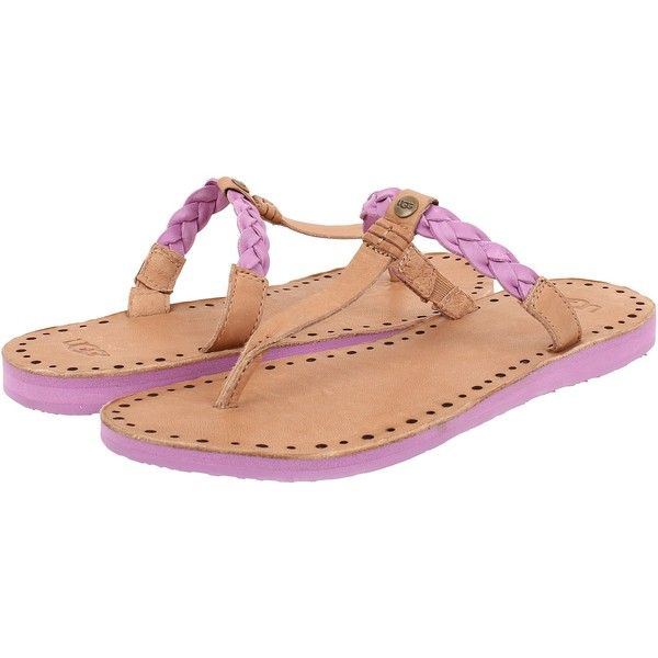 Womens Sandals UGG Bria Jellyfish Leather