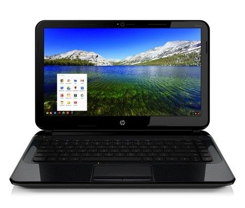 HP intros the Pavilion 14 Chromebook, its first Chrome OS device: available now for $330