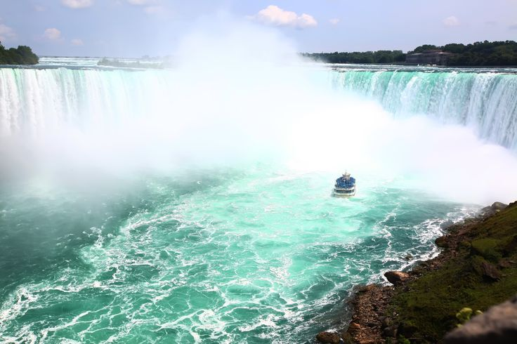 Beautiful and powerful Niagara