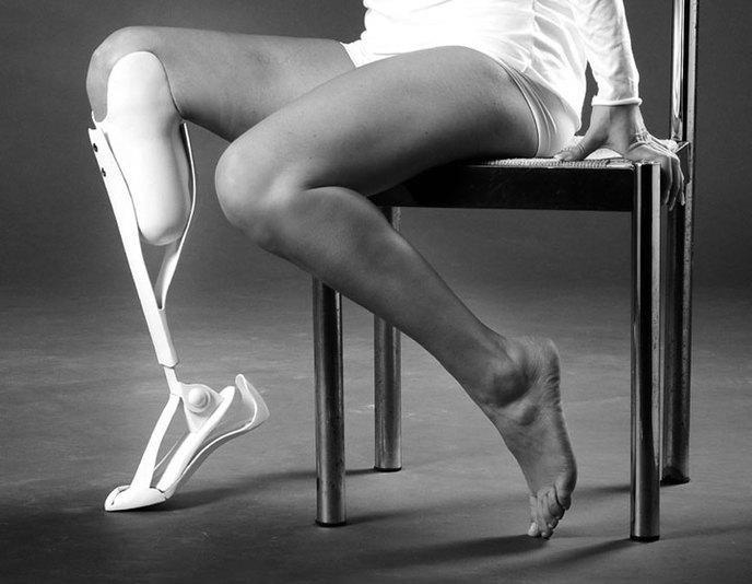 prothses de jambe