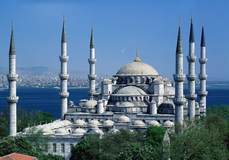 Istanbul Turkey Tourist Attractions - Bing Images   , Turkey   Blue Mosque (Sultan Ahmet Camii) - Istanbul   Images ...