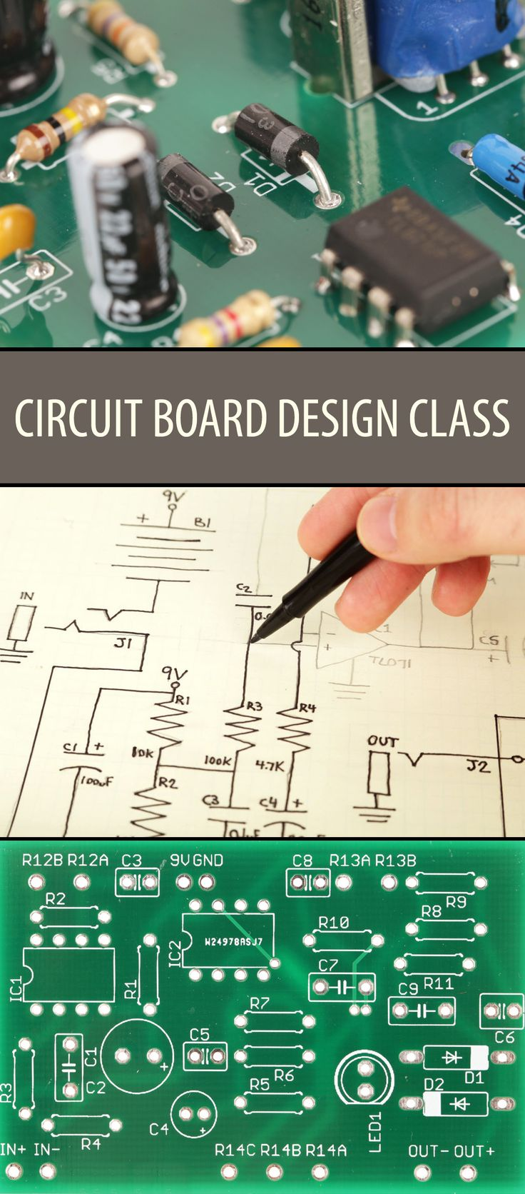 163 Best Proiecte Images On Pinterest Electronics Projects Diy Attiny Candle Electronicslab In This Class You Will Learn How To Design A Custom Printed Circuit Board From