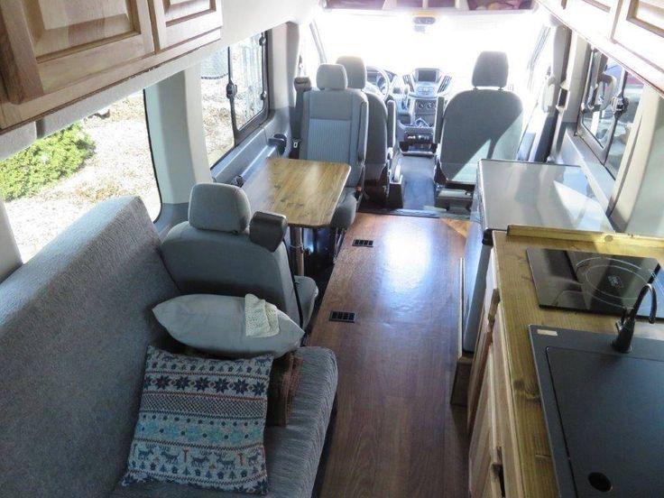 2016 ford transit custom camper van mankato mn camper van pinterest. Black Bedroom Furniture Sets. Home Design Ideas