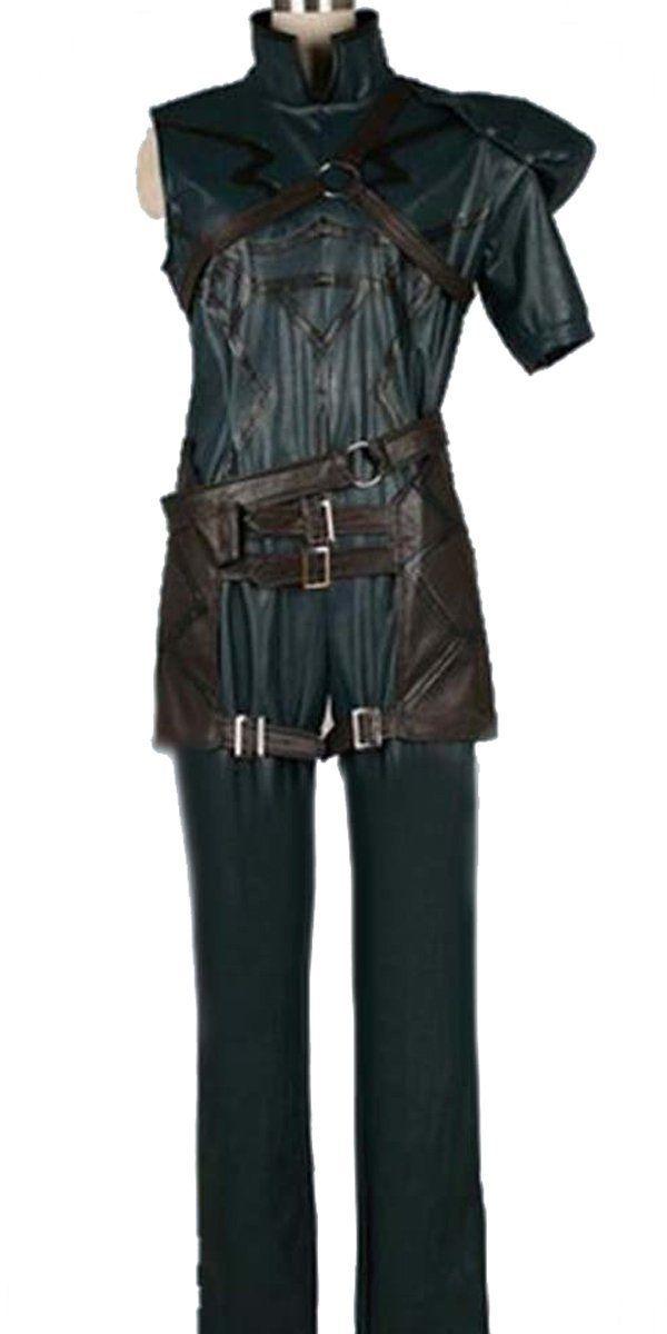 CosEnter Fate Zero Diarmuid Ua Duibhne Cosplay Costume -- Want additional info? Click on the image.