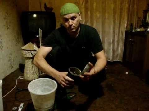 Пасека.Как быстро сделать сахарную пудру - YouTube