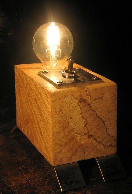 Svetlo v kocke. by dodofish - SAShE.sk - Handmade Nábytok