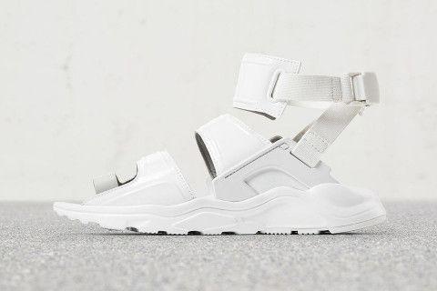 46b806279b1fe Nike Air Huarache Just Got Transformed Into a Gladiator Sandal ...