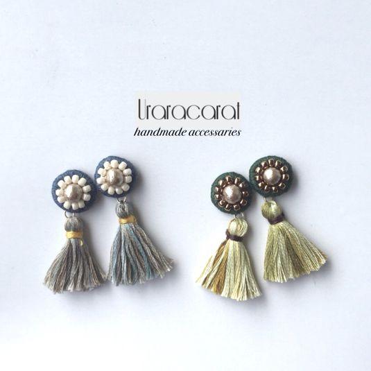 an image / DIY accessories tassel bead