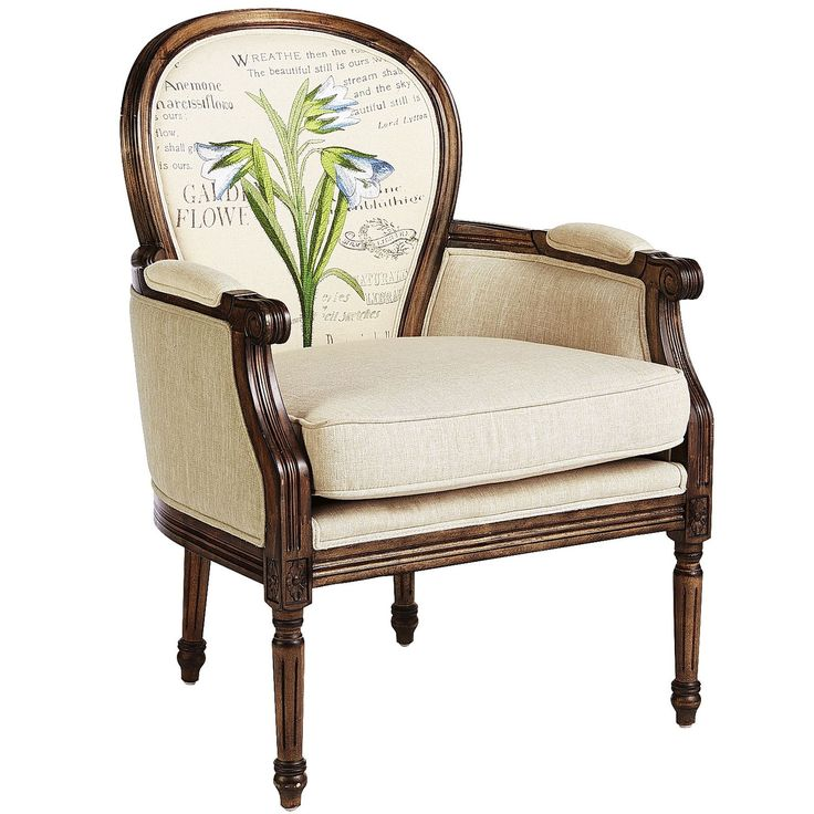 Named For The French Word Meaning Pearl Our Margot Chair Is Destined To