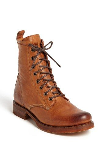 Frye 'Veronica Combat' Boot available at #Nordstrom