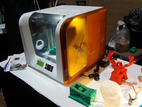 Da Vinci Junior is a Cheap 3D Printer for Beginners