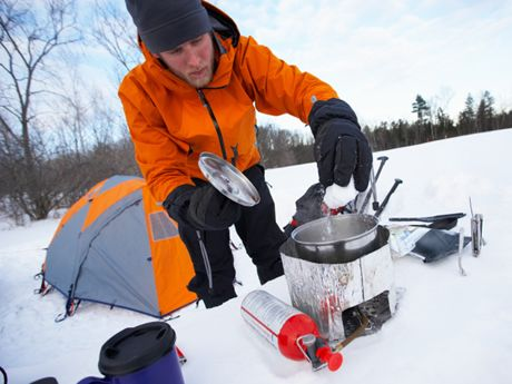 17 Best ideas about Winter Camping on Pinterest