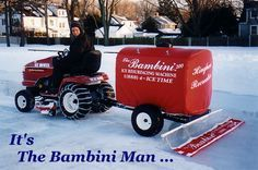 8 best outdoor hockey rink images on pinterest backyard ice rink tank on a trailer pvc pipe and a mattdiy zamboni skating solutioingenieria Images