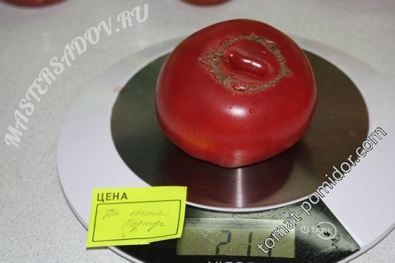 Форум - выращивание томатов, огород, дача - Да Коста Португальская