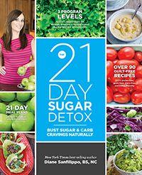 The 21Day Sugar Detox in Print!