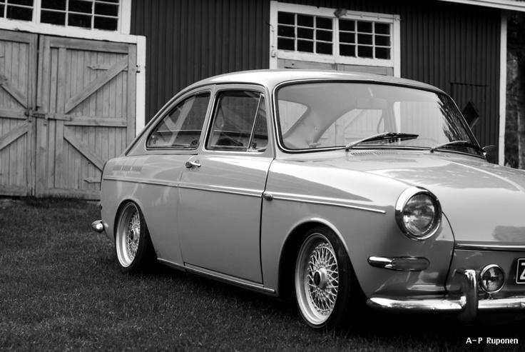 "69"" VW Type 3 1600TL Fastback"